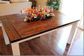 Dining Room Table Extender Table Extender Extension Pad A Dining Table Extender