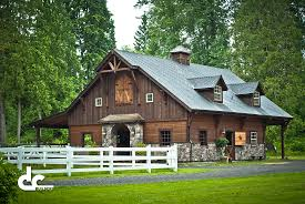 Gambrel Pole Barns Common Barn Styles Pole Barn House Plans Pinterest Barn