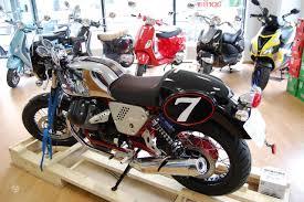 moto moto guzzi kita 850cc čioperiai kruizeriai custom 2017 11 m