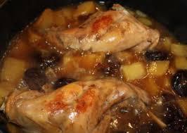 cuisiner cuisses de lapin recette de tajine de cuisses de lapin à ma façon demarle