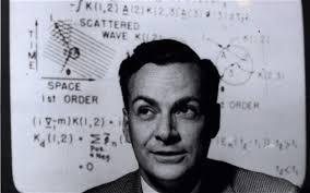 richard feynman life the universe and everything telegraph
