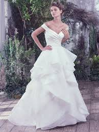 white wedding gowns wedding dress colors in shades of white for every maggie