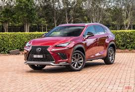 2018 lexus nx 300 f sport review video performancedrive