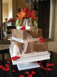 marble wedding cake wedding cakes