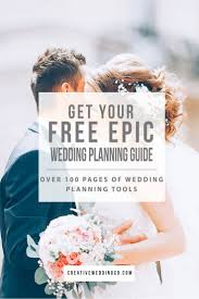 wedding planner guide free printable sign up and get a free epic printable wedding planner wedding