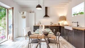 cuisine deco déco cuisine industrielle idées et conseils côté maison