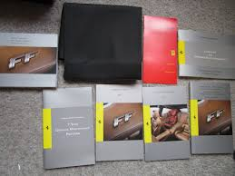 cool awesome 2014 ferrari ff owner u0027s manual book set with leather