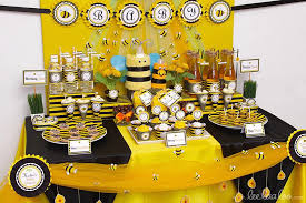 bumble bee decorations bumblebee baby shower ideas baby ideas