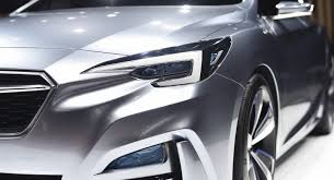 subaru headlight styles moment of truth 2017 subaru impreza production vs concept