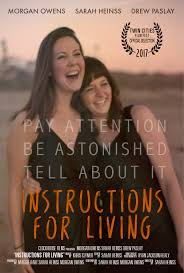 instructions for living twin cities film fest