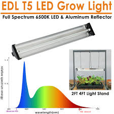Cheap Grow Light Kits Cheap Hydroponics Indoor Green House Horticulture Edl 6500k T5
