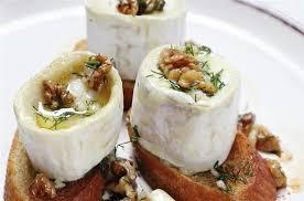 cuisine au miel tartines de fromage de chèvre au miel