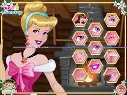 cinderella u0027s princess makeover games