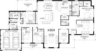 single storey house plans extraordinary design single story house designs australia storey