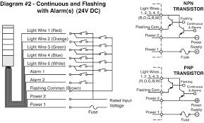 lu series indicators and lighting wiring diagram