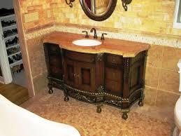 antique rustic bathroom vanities u2014 optimizing home decor