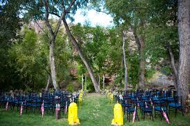 outdoor wedding venues in colorado colorful outdoor colorado wedding junebug weddings