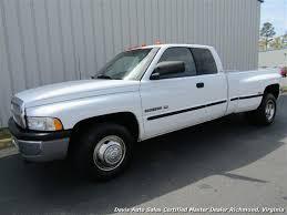 1998 dodge ram 3500 1998 dodge ram 3500 laramie slt dually cab bed low mileage