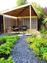 Asian Patio Design Zen Inspired Garden Bradley Stoke Asian Patio Other By