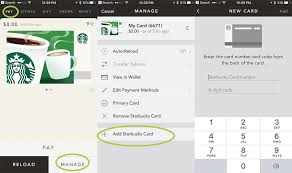 Starbucks Business Cards Starbucks Apple Watch App Why You Can U0027t Use It To Pay For Your