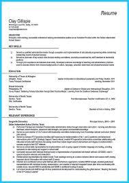 Key Skills Resume Administrative Assistant Principal Resume Resume For Your Job Application