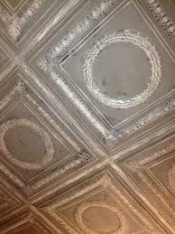 Ceiling Tile Painting Ideas by 98 Best Ceiling Tile Craft Ideas Images On Pinterest Tin Ceiling