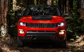 jeep compass 2017 jeep compass trailhawk 2017 wallpapers and hd images car pixel