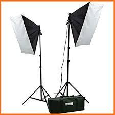 Photography Lighting Ephoto Studio Photography Lighting Kit Softbox