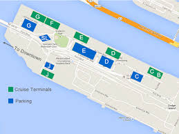 Port Canaveral Florida Map by Miami Cruises Florida Cruise Tips