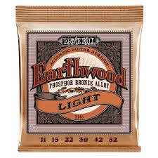 Light Up Balls On String by Acoustic Guitar Strings Ernie Ball