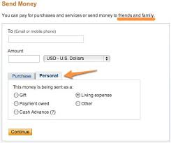 howto send money to your spouse without incurring fees money cone