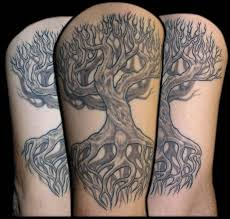 family tree by aaron goolsby tattoos
