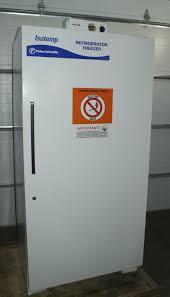 triad scientific refrigerator thermo forma sanyo glass door