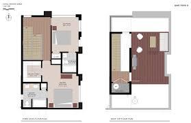 floor plans vaquita townhomes unit type e