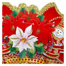 christmas hanging decorations festive party supplies multi colour