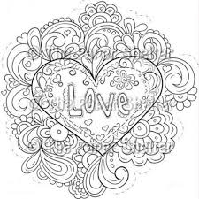 printable 16 geometric heart coloring pages 9807 geometric heart