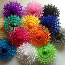 buy paper fans in bulk free shipping 20pcs lot 8 20cm snowflake paper fan wholesale