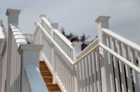 vinyl railing rdi
