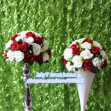 Red Rose Table Centerpieces by Compare Prices On Sweet Red Roses Online Shopping Buy Low Price