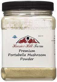 amazon com hoosier hill farm portabella mushroom powder 4 oz