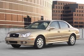 2002 hyundai sonata gl 2002 05 hyundai sonata consumer guide auto