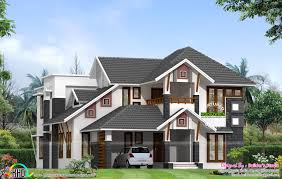 3500 sq ft house plans april 2016 kerala home design and floor plans