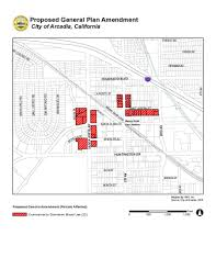 City Of Los Angeles Zoning Map by New Development Code Arcadia Ca