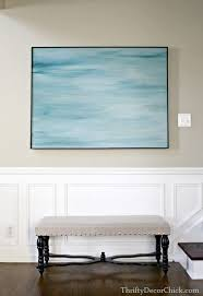 how to frame canvas painting best 25 framing canvas ideas on canvas frame diy picture