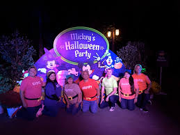 mickey u0027s halloween party offers more treats than tricks