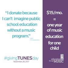 education through music home facebook