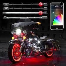 Led Light Strip Kits by Xkchrome Ios Android App Bluetooth Control Advanced 14 Pod 12