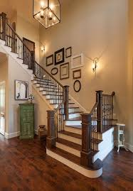 decorating staircase walls home design