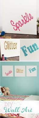 Room Decor Diys Sparkly Glittery Diy Room Decor