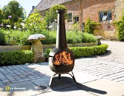 Clay Chiminea Bbq Furnitures Make Your Patio More Comfy With Chiminea For